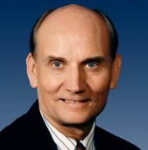 """U.S. Senator E.J. """"Jake"""" Garn"""